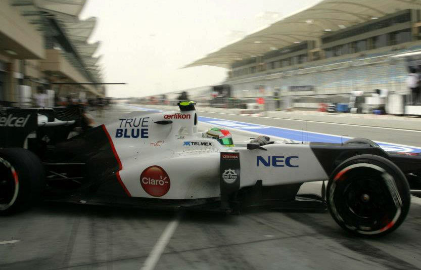 Sauber F1 Team enters into partnership with Chelsea FC Image #103787