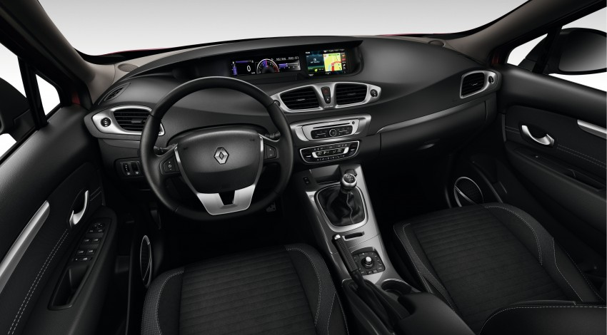 Renault Scénic XMOD crossover to debut in Geneva Image #152505