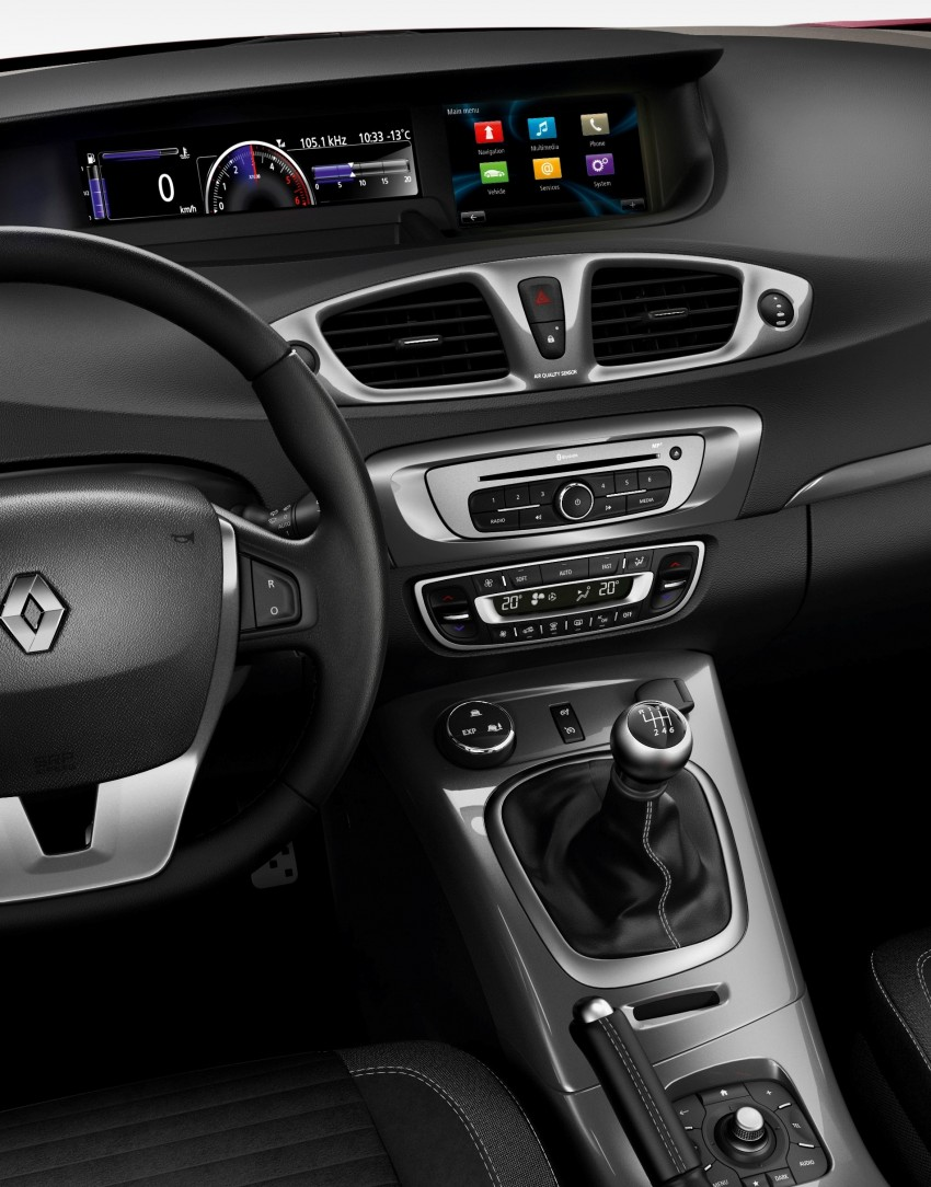 Renault Scénic XMOD crossover to debut in Geneva Image #152501