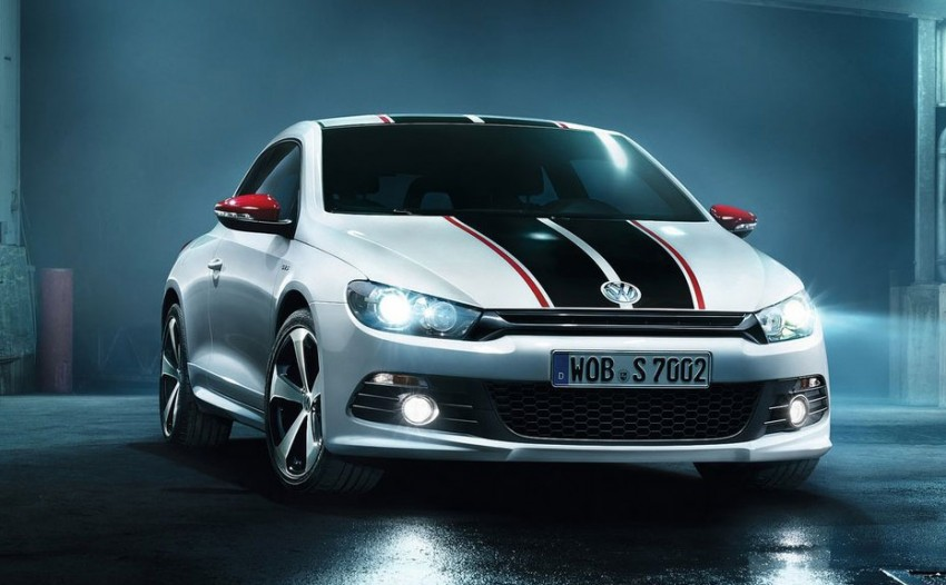 Volkswagen Scirocco GTS – racy looks inside out Image #110390