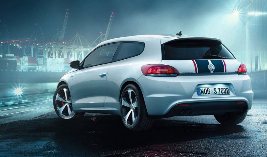 Volkswagen Scirocco GTS – racy looks inside out Image #110391