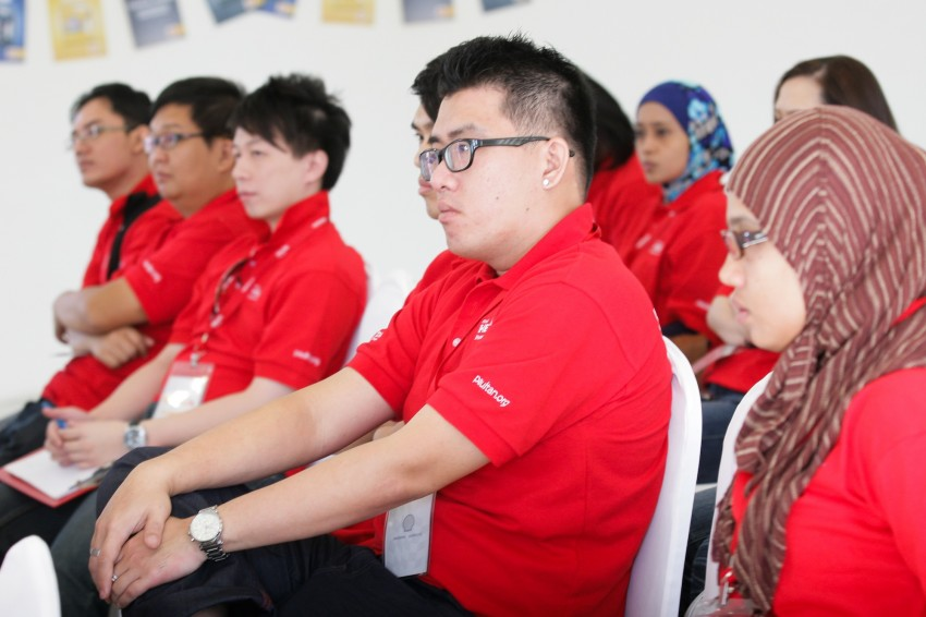 Shell Helix D-Academy: 42 participants walked away as better drivers! Image #88384