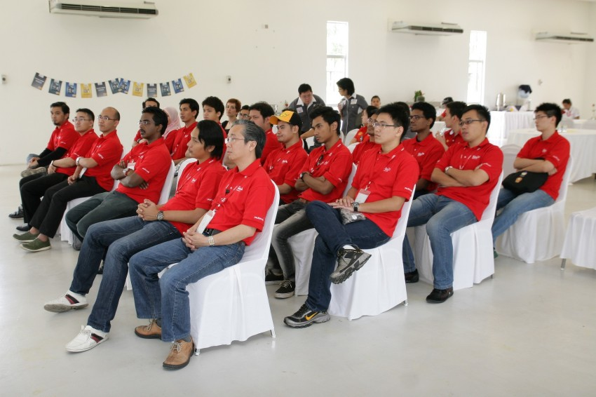 Shell Helix D-Academy: 42 participants walked away as better drivers! Image #88718