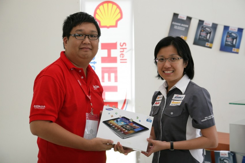 Shell Helix D-Academy: 42 participants walked away as better drivers! Image #88719