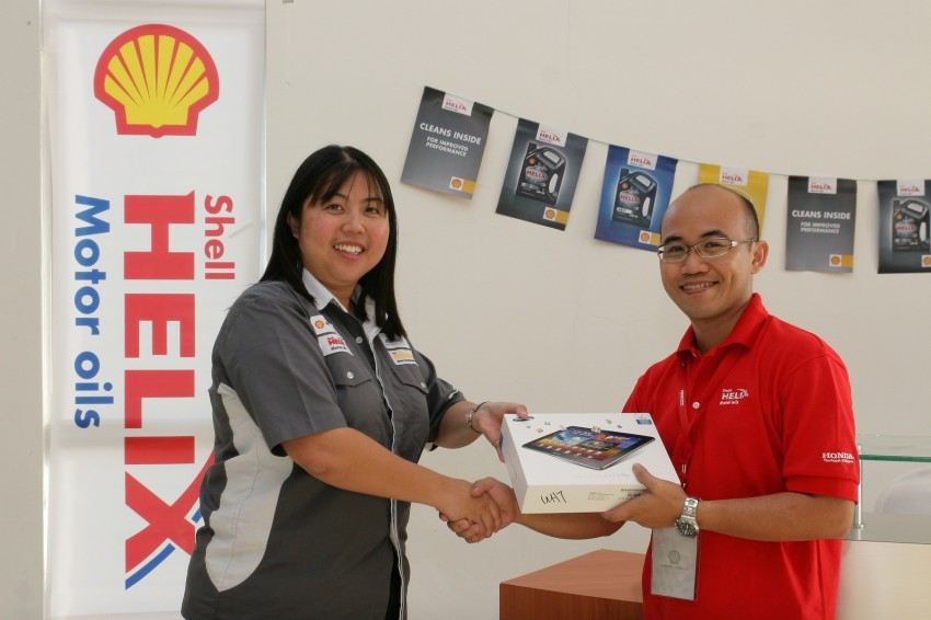 Shell Helix D-Academy: 42 participants walked away as better drivers! Image #88728