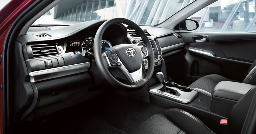 Toyota Camry SE Sport – US market limited edition Image #128427