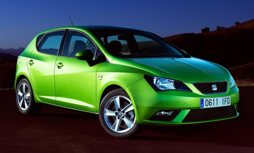 SEAT Ibiza – fourth-generation Typ 6J gets facelifted Image #84053