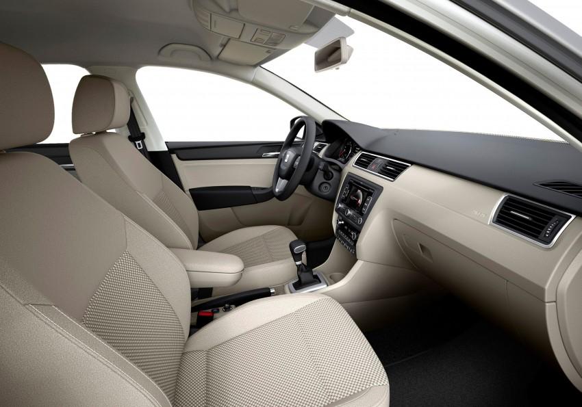 New Seat Toledo Mk4 unveiled – Spanish value sedan Image #114385