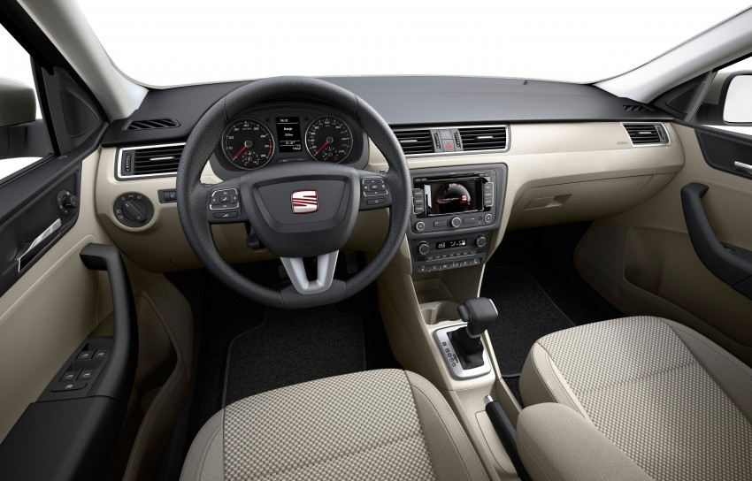 New Seat Toledo Mk4 unveiled – Spanish value sedan Image #114386