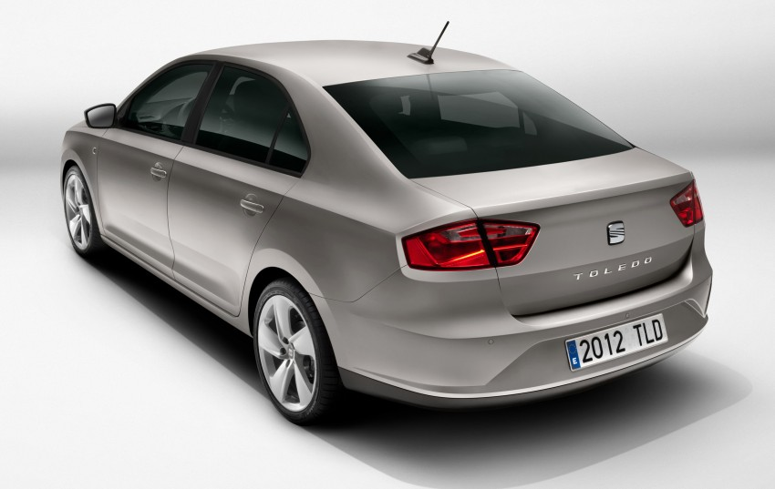 New Seat Toledo Mk4 unveiled – Spanish value sedan Image #114387