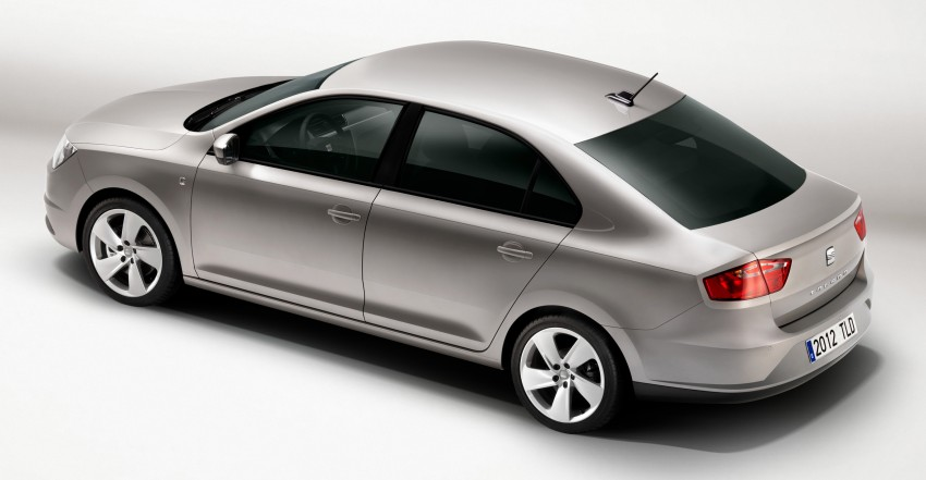 New Seat Toledo Mk4 unveiled – Spanish value sedan Image #114389
