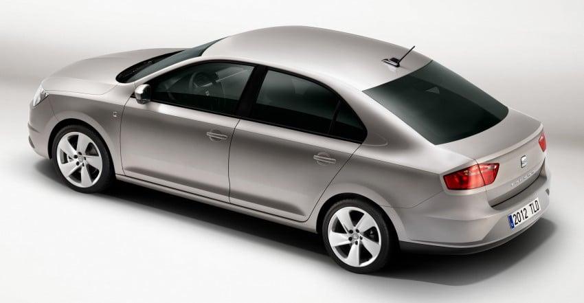 New Seat Toledo Mk4 unveiled – Spanish value sedan Image #114389