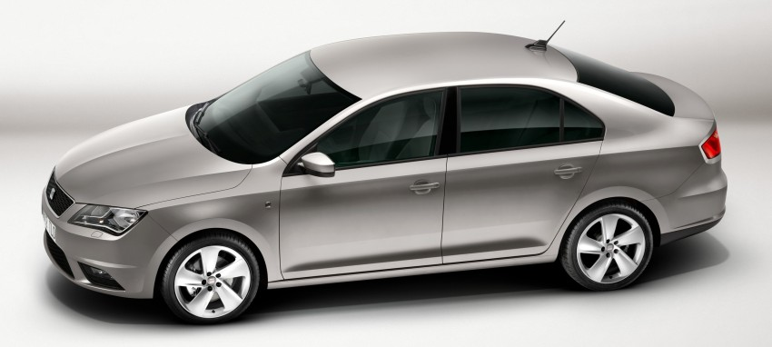 New Seat Toledo Mk4 unveiled – Spanish value sedan Image #114390