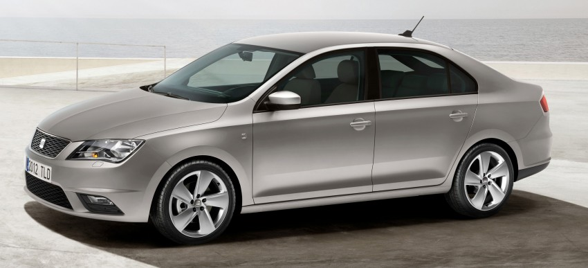 New Seat Toledo Mk4 unveiled – Spanish value sedan Image #114391