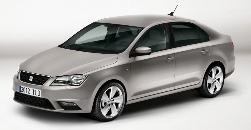New Seat Toledo Mk4 unveiled – Spanish value sedan Image #114392