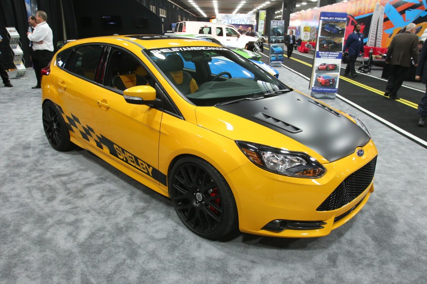 Shelby Focus ST unveiled at NAIAS Detroit 2013 Image #150307