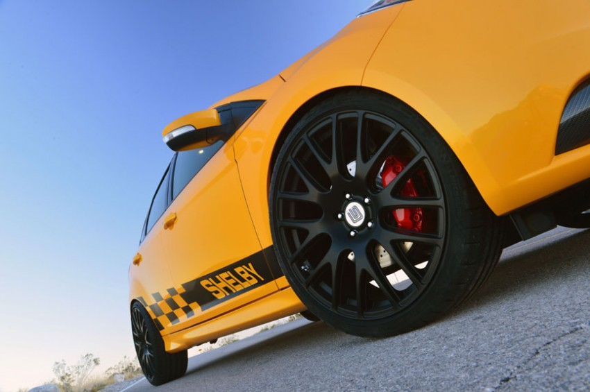 Shelby Focus ST unveiled at NAIAS Detroit 2013 Image #150287