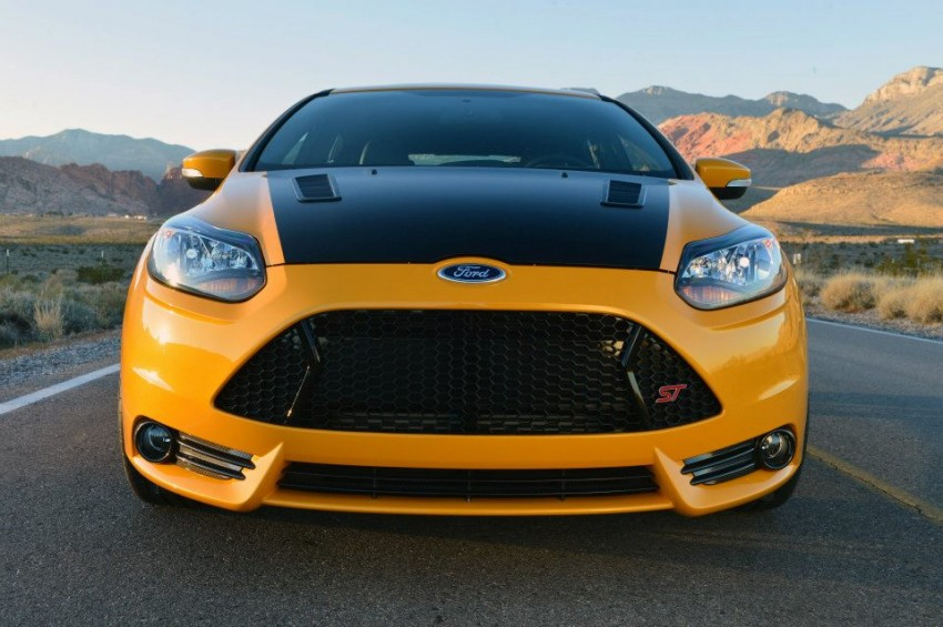 Shelby Focus ST unveiled at NAIAS Detroit 2013 Image #150290