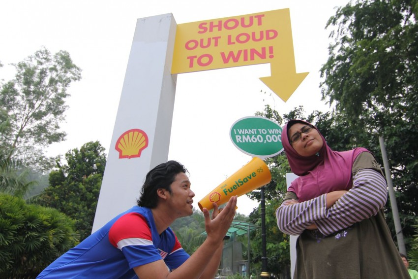 shell contest