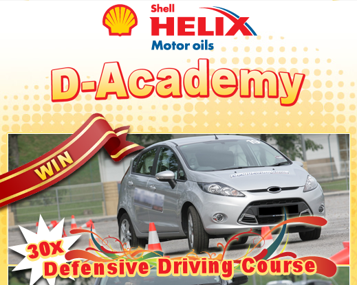 become a better driver with the shell helix d academy. Black Bedroom Furniture Sets. Home Design Ideas