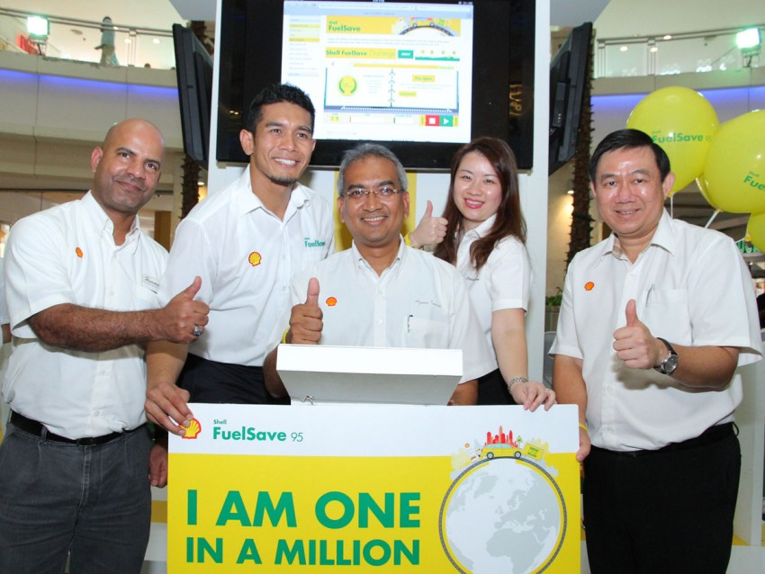 Shell FuelSave 'Target One Million' campaign launched Image #112331