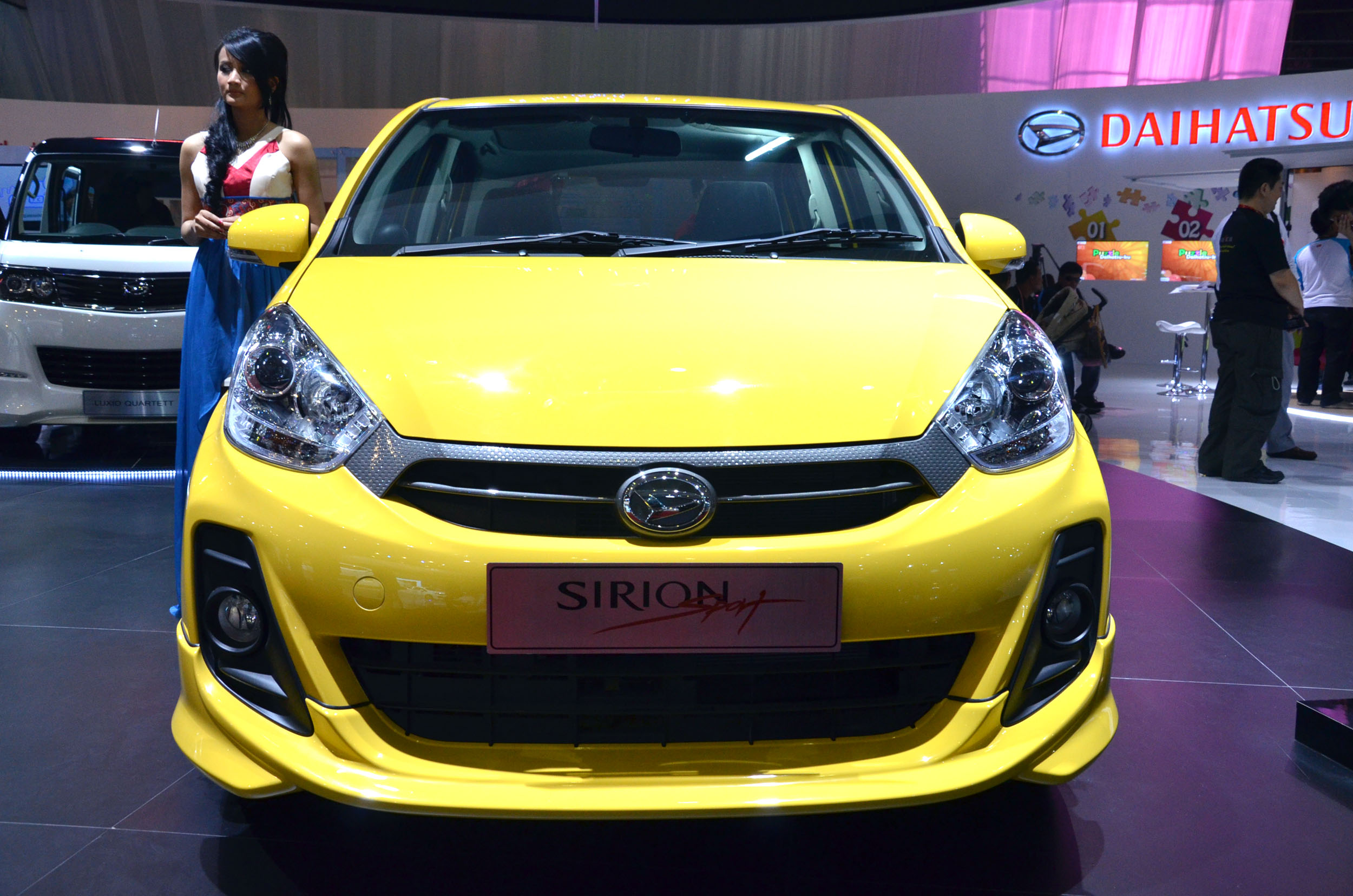 daihatsu sirion facelift to arrive in indonesia next year. Black Bedroom Furniture Sets. Home Design Ideas