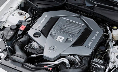 Mercedes benz slk55 amg revealed na v8 with 415 hp another new tech is the amg publicscrutiny Gallery