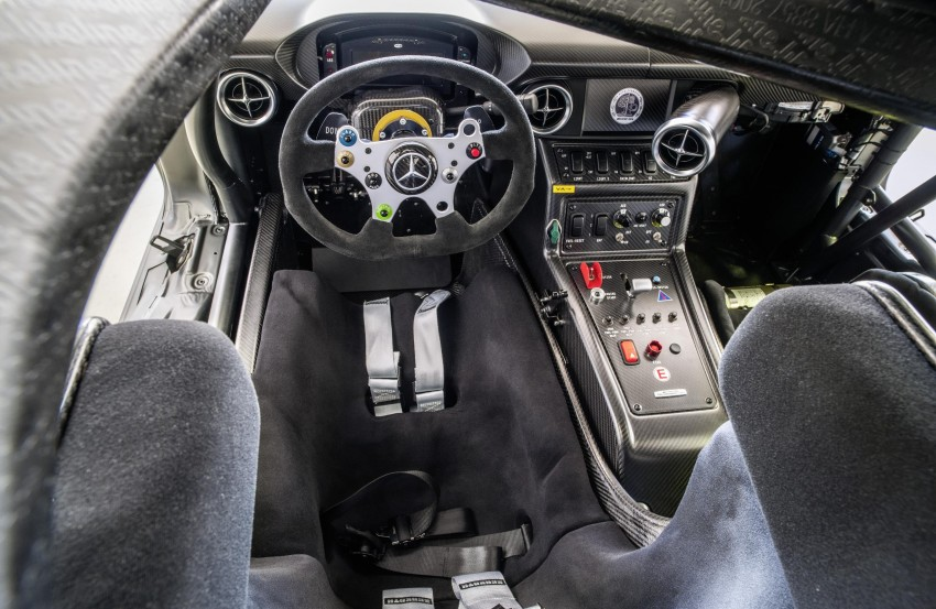 Mercedes-Benz SLS AMG GT3 45th Anniversary: only 5 Image #135511