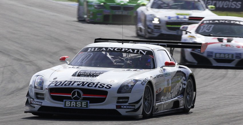 Mercedes-Benz SLS AMG GT3 45th Anniversary: only 5 Image #135505