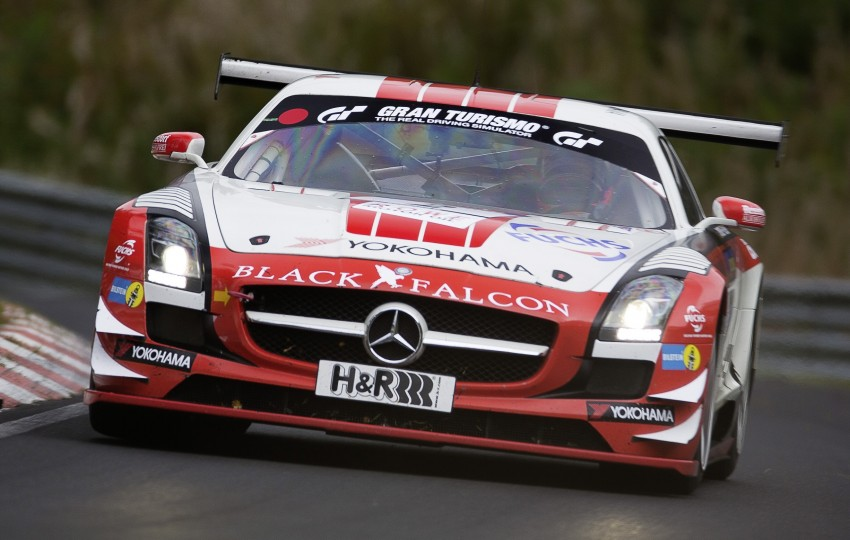 Mercedes-Benz SLS AMG GT3 45th Anniversary: only 5 Image #135504