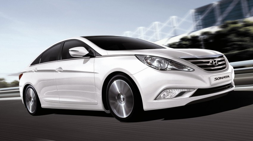 Hyundai Sonata Facelift officially announced by HSDM Image #150299