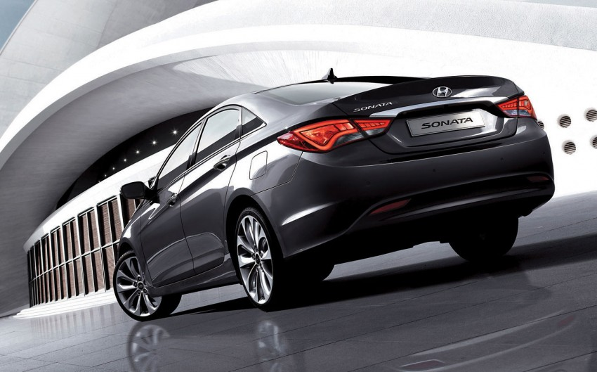 Hyundai Sonata Facelift officially announced by HSDM Image #150300