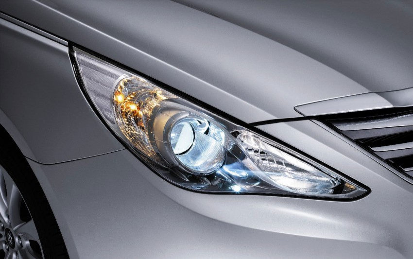 Hyundai Sonata Facelift officially announced by HSDM Image #150302