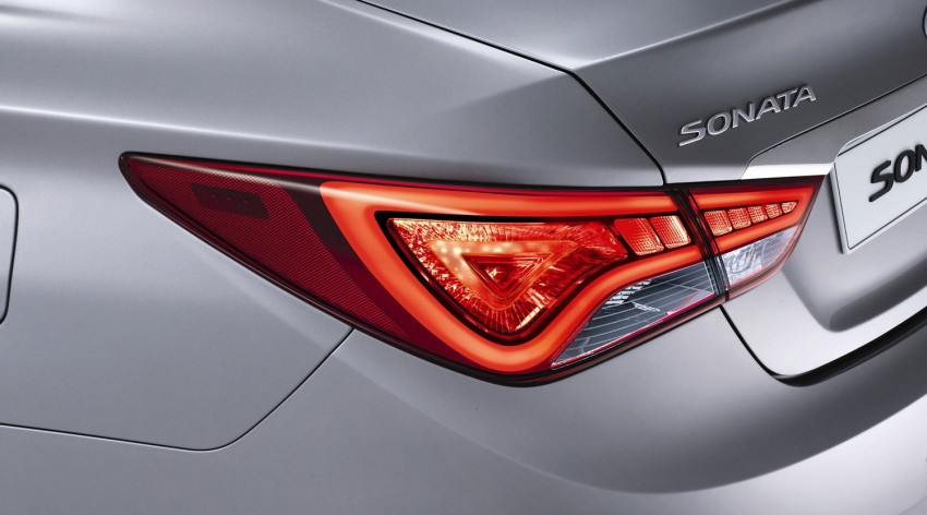 Hyundai Sonata Facelift officially announced by HSDM Image #150303