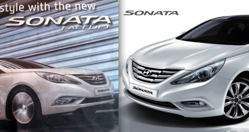 Hyundai Sonata YF Facelift now on sale in Malaysia Image #148448