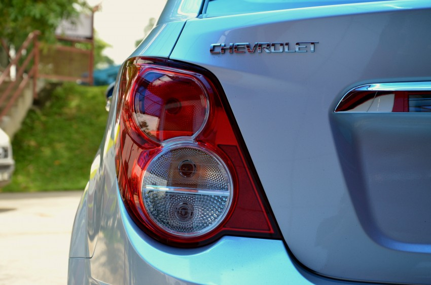 DRIVEN: Chevrolet Sonic LTZ sedan and hatchback previewed – Orlando MPV also given a short spin Image #140231
