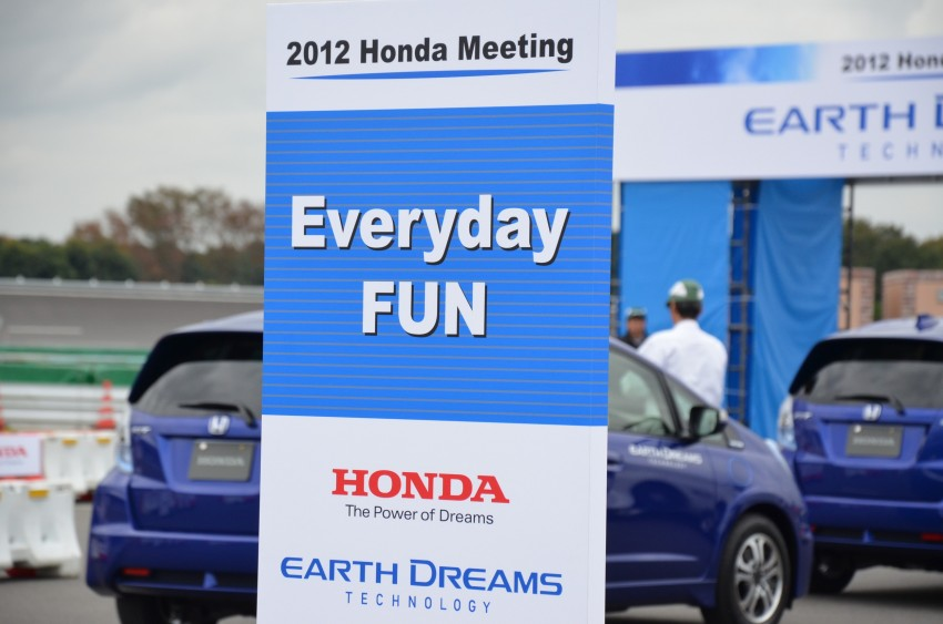 Honda Earth Dreams 2012 – new seven-speed Sport Hybrid Intelligent Dual Clutch Drive system unveiled Image #141427