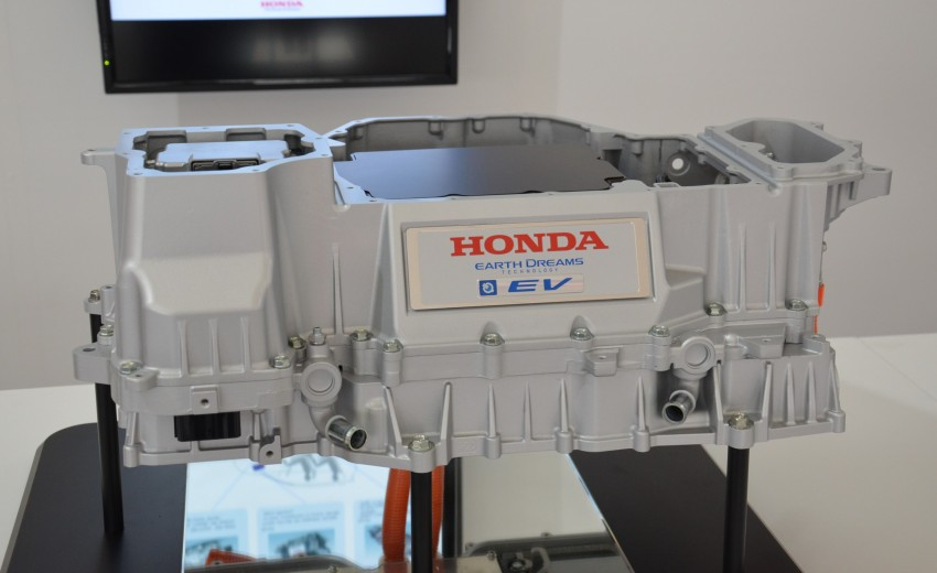 Honda Earth Dreams 2012 – new seven-speed Sport Hybrid Intelligent Dual Clutch Drive system unveiled Image #141426