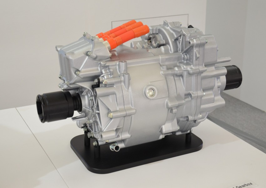 Honda Earth Dreams 2012 – new seven-speed Sport Hybrid Intelligent Dual Clutch Drive system unveiled Image #141425