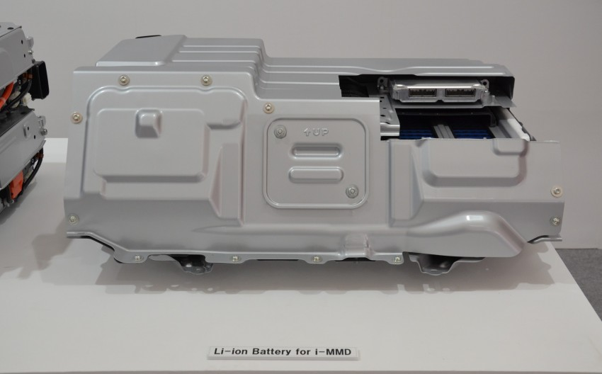 Honda Earth Dreams 2012 – new seven-speed Sport Hybrid Intelligent Dual Clutch Drive system unveiled Image #141422