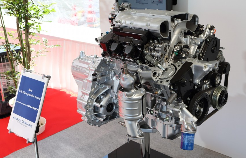 Honda Earth Dreams 2012 – new seven-speed Sport Hybrid Intelligent Dual Clutch Drive system unveiled Image #141419