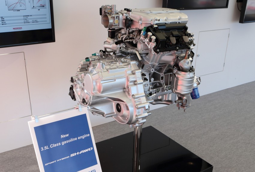 Honda Earth Dreams 2012 – new seven-speed Sport Hybrid Intelligent Dual Clutch Drive system unveiled Image #141418