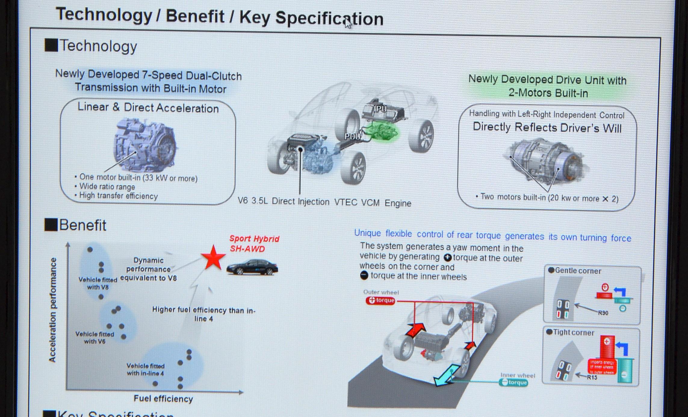Honda Earth Dreams 2012 – new seven-speed Sport Hybrid Intelligent ...