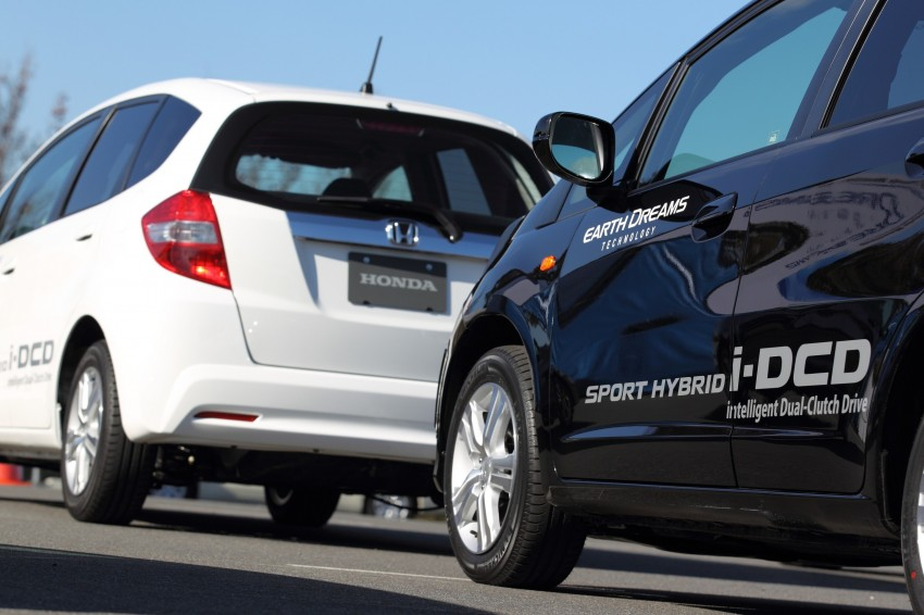 Honda Earth Dreams 2012 – new seven-speed Sport Hybrid Intelligent Dual Clutch Drive system unveiled Image #141415