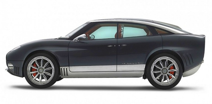 Spyker and Youngman to build Saab-based vehicles Image #127387