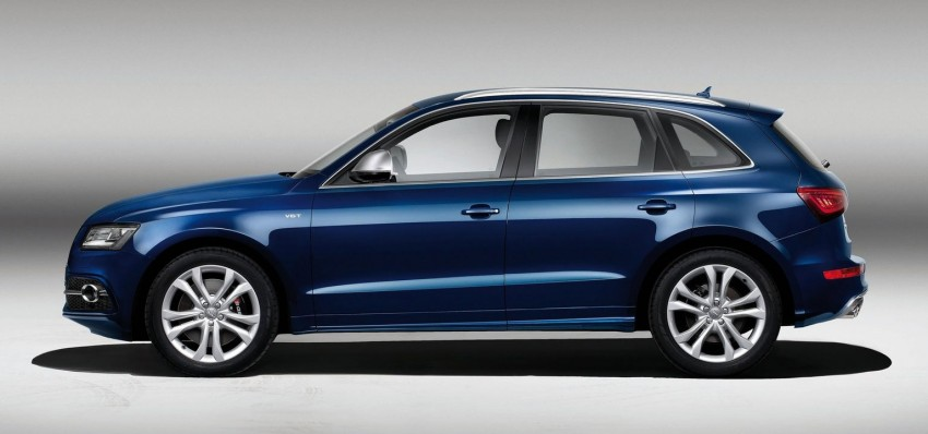 Audi SQ5 TDI – the first diesel-powered S car Image #112908