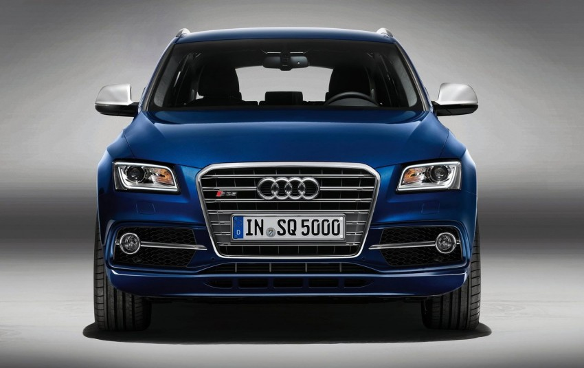 Audi SQ5 TDI – the first diesel-powered S car Image #112910