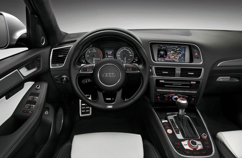 Audi SQ5 TDI – the first diesel-powered S car Image #112913