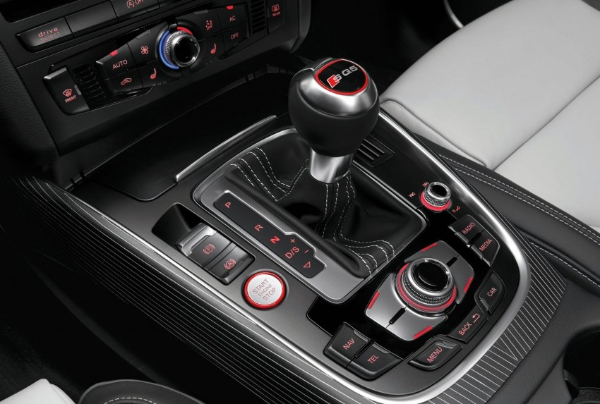Audi SQ5 TDI – the first diesel-powered S car Image #112917