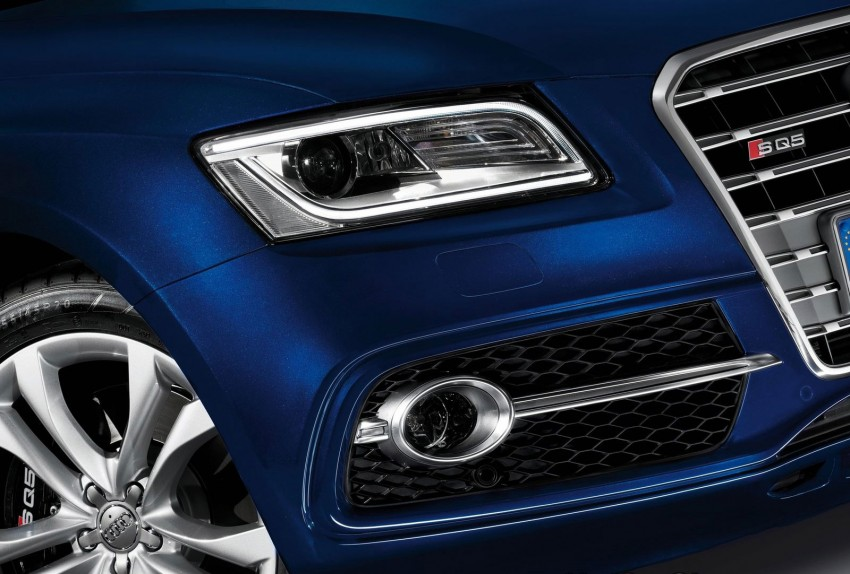 Audi SQ5 TDI – the first diesel-powered S car Image #112926
